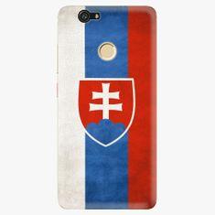 iSaprio Plastový kryt - Slovakia Flag - Huawei Nova