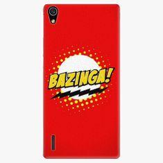 iSaprio Plastový kryt - Bazinga 01 - Huawei Ascend P7