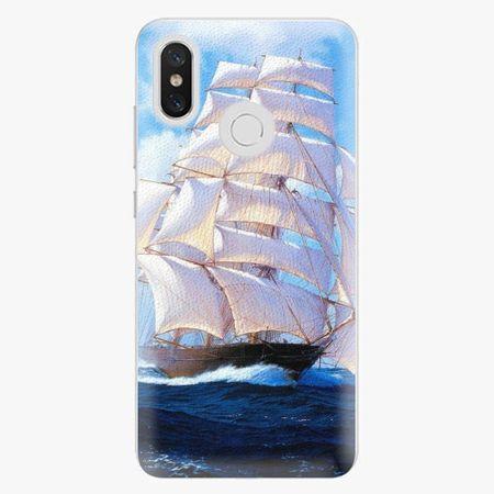 iSaprio Plastový kryt - Sailing Boat - Xiaomi Mi 8