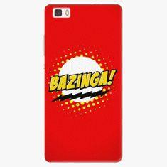 iSaprio Plastový kryt - Bazinga 01 - Huawei Ascend P8 Lite