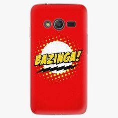 iSaprio Plastový kryt - Bazinga 01 - Samsung Galaxy Trend 2 Lite