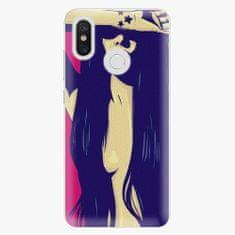 iSaprio Plastový kryt - Cartoon Girl - Xiaomi Mi 8