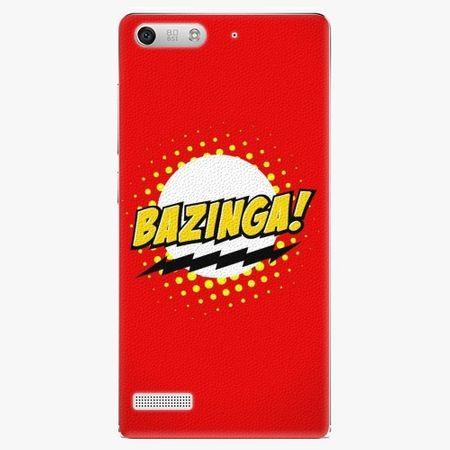 iSaprio Plastový kryt - Bazinga 01 - Huawei Ascend G6