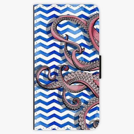 iSaprio Flipové pouzdro - Octopus - Huawei P20