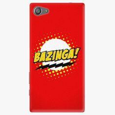 iSaprio Plastový kryt - Bazinga 01 - Sony Xperia Z5 Compact