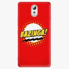 iSaprio Plastový kryt - Bazinga 01 - Lenovo P1m