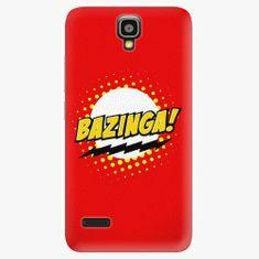 iSaprio Plastový kryt - Bazinga 01 - Huawei Ascend Y5