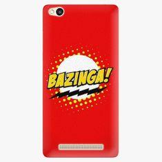 iSaprio Plastový kryt - Bazinga 01 - Xiaomi Redmi 3