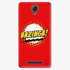 iSaprio Plastový kryt - Bazinga 01 - Xiaomi Redmi Note 2