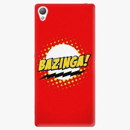 iSaprio Plastový kryt - Bazinga 01 - Sony Xperia Z3