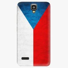 iSaprio Plastový kryt - Czech Flag - Huawei Ascend Y5
