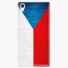 iSaprio Plastový kryt - Czech Flag - Sony Xperia Z2