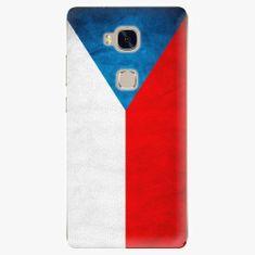 iSaprio Plastový kryt - Czech Flag - Huawei Honor 5X