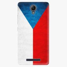 iSaprio Plastový kryt - Czech Flag - Xiaomi Redmi Note 2