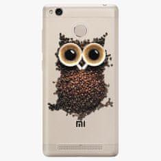 iSaprio Plastový kryt - Owl And Coffee - Xiaomi Redmi 3S