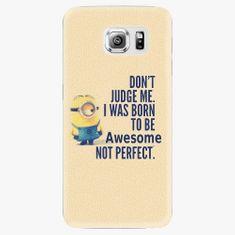 iSaprio Plastový kryt - Be Awesome - Samsung Galaxy S6 Edge Plus