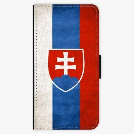 iSaprio Flipové pouzdro - Slovakia Flag - Huawei Mate 10 Lite