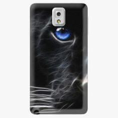 iSaprio Plastový kryt - Black Puma - Samsung Galaxy Note 3