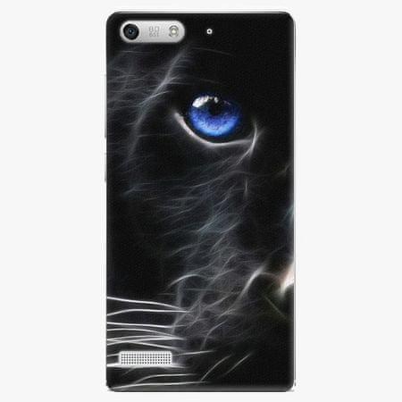 iSaprio Plastový kryt - Black Puma - Huawei Ascend G6