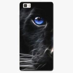 iSaprio Plastový kryt - Black Puma - Huawei Ascend P8 Lite
