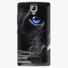 iSaprio Plastový kryt - Black Puma - Lenovo A2010