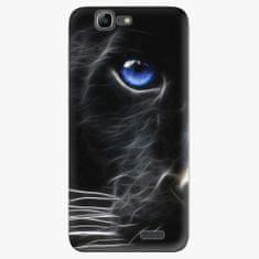 iSaprio Plastový kryt - Black Puma - Huawei Ascend G7