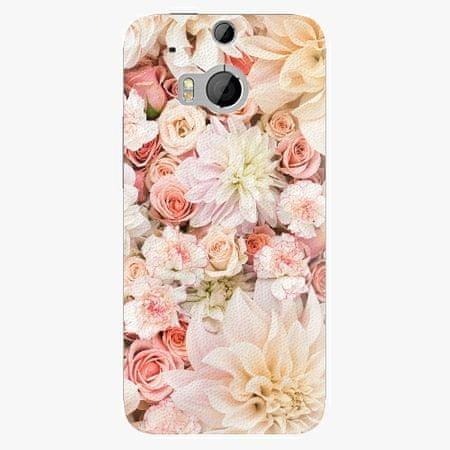 iSaprio Plastový kryt - Flower Pattern 06 - HTC One M8