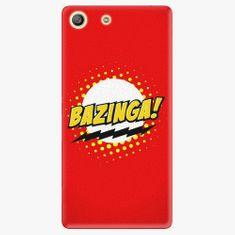 iSaprio Plastový kryt - Bazinga 01 - Sony Xperia M5
