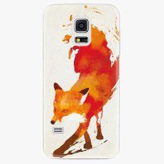 iSaprio Plastový kryt - Fast Fox - Samsung Galaxy S5 Mini