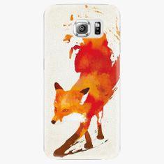 iSaprio Plastový kryt - Fast Fox - Samsung Galaxy S6 Edge Plus