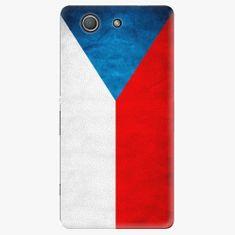 iSaprio Plastový kryt - Czech Flag - Sony Xperia Z3 Compact
