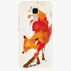 iSaprio Plastový kryt - Fast Fox - Huawei Honor 7 Lite