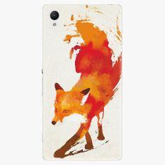 iSaprio Plastový kryt - Fast Fox - Sony Xperia Z1