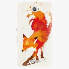 iSaprio Plastový kryt - Fast Fox - Sony Xperia E4