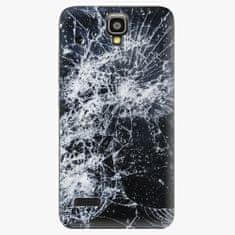 iSaprio Plastový kryt - Cracked - Huawei Ascend Y5