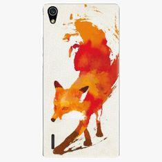 iSaprio Plastový kryt - Fast Fox - Huawei Ascend P7