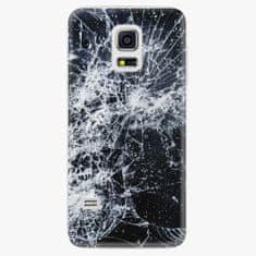 iSaprio Plastový kryt - Cracked - Samsung Galaxy S5 Mini