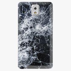 iSaprio Plastový kryt - Cracked - Samsung Galaxy Note 3