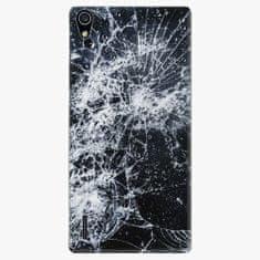 iSaprio Plastový kryt - Cracked - Huawei Ascend P7