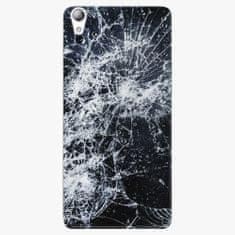iSaprio Plastový kryt - Cracked - Lenovo S850
