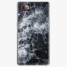 iSaprio Plastový kryt - Cracked - Lenovo Z2 Pro