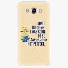 iSaprio Plastový kryt - Be Awesome - Samsung Galaxy J7 2016