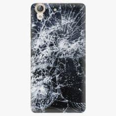 iSaprio Plastový kryt - Cracked - Huawei Y6 II