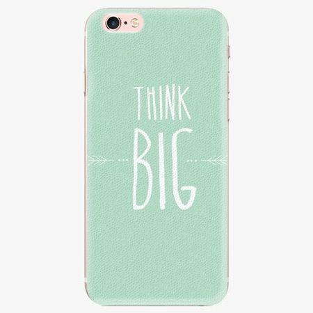 iSaprio Plastový kryt - Think Big - iPhone 6 Plus/6S Plus