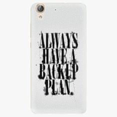 iSaprio Plastový kryt - Backup Plan - Huawei Y6 II