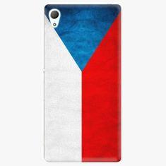 iSaprio Plastový kryt - Czech Flag - Sony Xperia Z3+ / Z4
