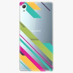 iSaprio Plastový kryt - Color Stripes 03 - Sony Xperia Z3+ / Z4