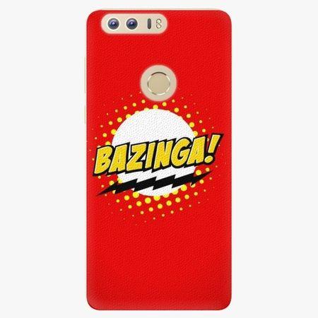 iSaprio Plastový kryt - Bazinga 01 - Huawei Honor 8