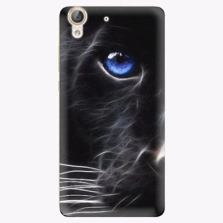 iSaprio Plastový kryt - Black Puma - Huawei Y6 II