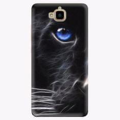 iSaprio Plastový kryt - Black Puma - Huawei Y6 Pro